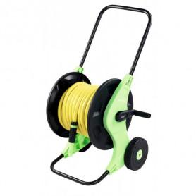 Dévidoir sur roues avec tuyau Ø15