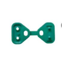 Clip indémontable - Vert