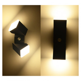 Applique Murale LED - Double orientation - 115 W