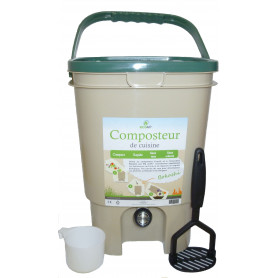 Kit composteur de cuisine