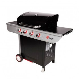 Barbecue 4 brûleurs