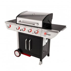 Barbecue Plancha + réchaud