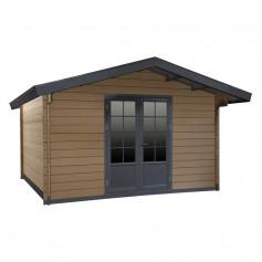 Abri bois composite 9 m²