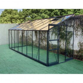 Serre Jardin adossée 9,6 m²