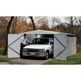 Garage métal -13,5 m²