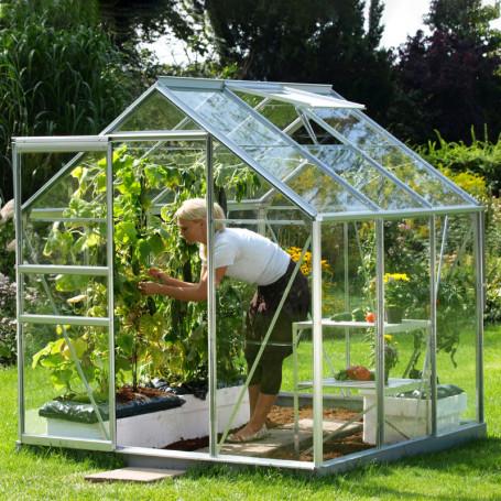 Serre jardin Venus 3,8m²
