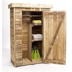 Petit armoire jardin design