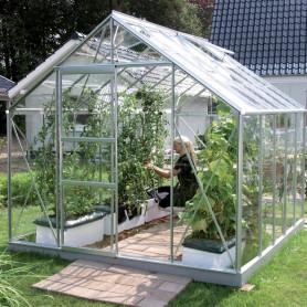 Serre jardin Merkur 8,3m²