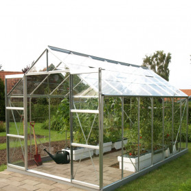 Serre jardin 11,5m²