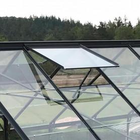 Lucarne de toiture pour serres LAMS