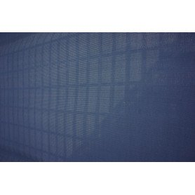Filet brise-vue GRIS ht: 200cm x 25ml très occultant 98% - brise vue gris foncé