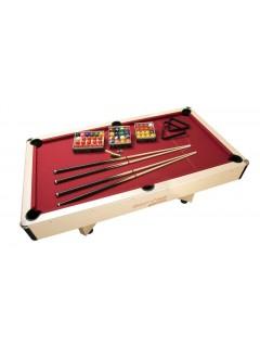 Ce Billard Arlequin de Cortes est un Billard convertible table, ou une table convertible billard.