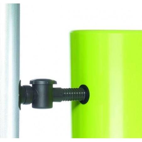 cuve a eau color en poly thyl ne reservoir d 39 eau vert. Black Bedroom Furniture Sets. Home Design Ideas