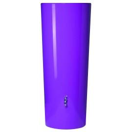 Réservoir COLOR cassis 350L avec bac à fleurs