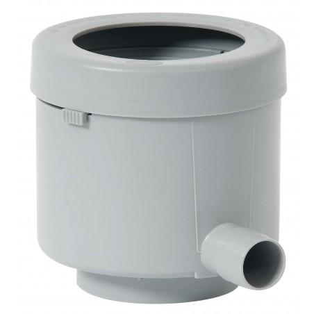 recuperateur eau de pluie kit 2en1 cuve eau de 300 l. Black Bedroom Furniture Sets. Home Design Ideas