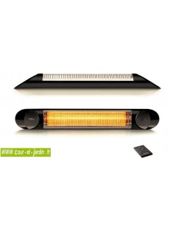 Chauffage infrarouge Veito OPTIMA 2500w