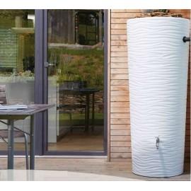 Récupérateur eau NATURA ARTIC 2en1-350L+bac à plantes