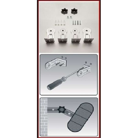 Chauffage infrarouge Veito BLADE 2000w à télécommande