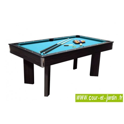 Table de billard transformable plateau americain garette - Table de billard transformable ...