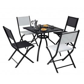 """Table """"MODULO"""" 4 à 8 places"""