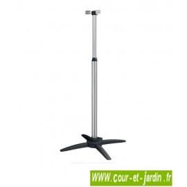 Pied télescopique Deluxe Veito pour chauffages infrarouges Veito / fargau