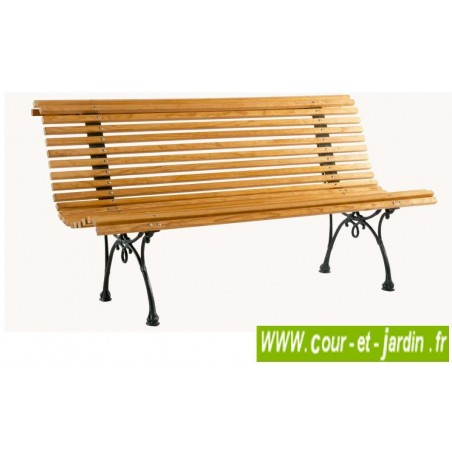Banc de jardin en bois pas cher bancs de jardin en bois for Banc de jardin en bois pas cher