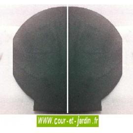 SOLE Mitron en fonte pour fours Mitron1 et Mitron2 de Dommartin