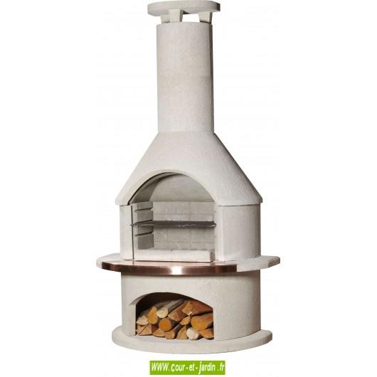 barbecue fixe en dur pierre au meilleur prix barbecue. Black Bedroom Furniture Sets. Home Design Ideas