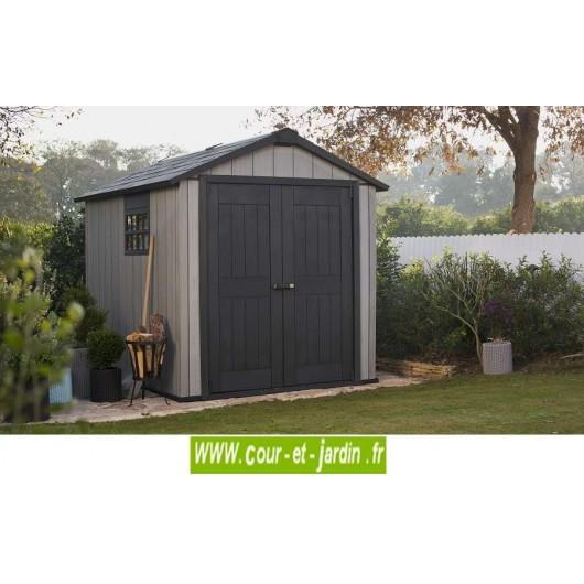 cabane en resine top abri de jardin en resine with cabane. Black Bedroom Furniture Sets. Home Design Ideas