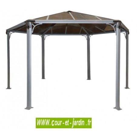 poteau alu pour pergola good nouvelle pergola aluminium gamme loungia de vie veranda batipresse. Black Bedroom Furniture Sets. Home Design Ideas
