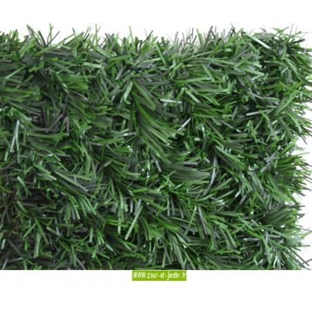 Haie végétale artificielle LUX  ht 150cm x 3ml