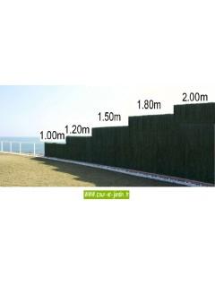 Haie végétale artificielle SUPRA 126   (2mx3ml)