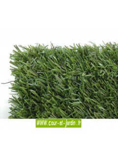 Haie végétale artificielle SUPRÊME   ht 120cm  x 3ml  (144 brins) - Brise vent synthétique