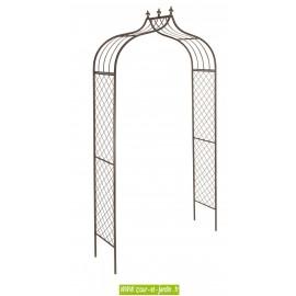 Arche de jardin VERSAILLES - Pergola pour plante grimpante.