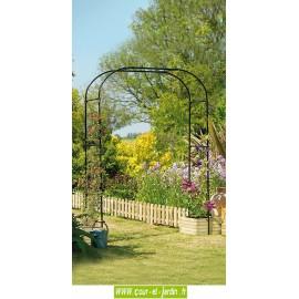 Arche de jardin EXTRA LARGE - Pergola décorative en métal