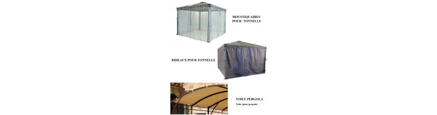 Accessoires tonnelle / pergola