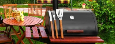 BARBECUES MOBILES