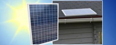 Energie solaire- Accessoires