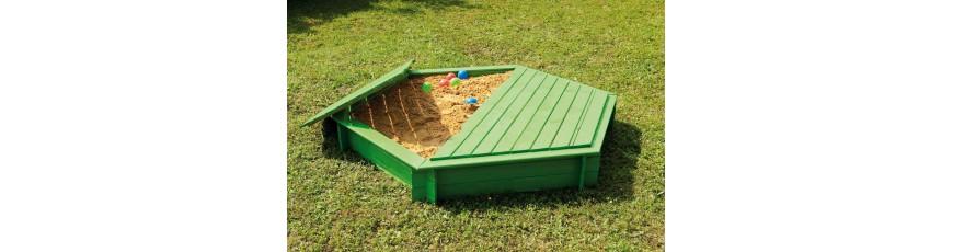 Bacs à sable/ Bacs à jardiner