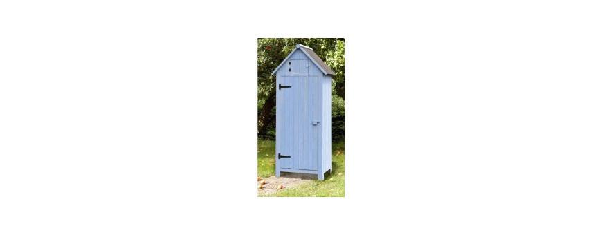 Armoire jardin extérieure, armoires de jardin adossable en ...