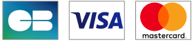 CB - Visa - Mastercard