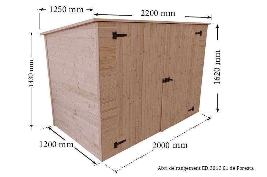 Abri de jardin avec plancher, bois, abris, de jardin en bois, petit abri